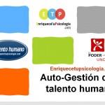 Auto-Gestión del talento humano