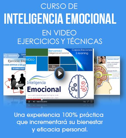 Curso inteligencia emocional en video