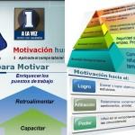 Motivación según Abraham Maslow (pirámide de necesidades)