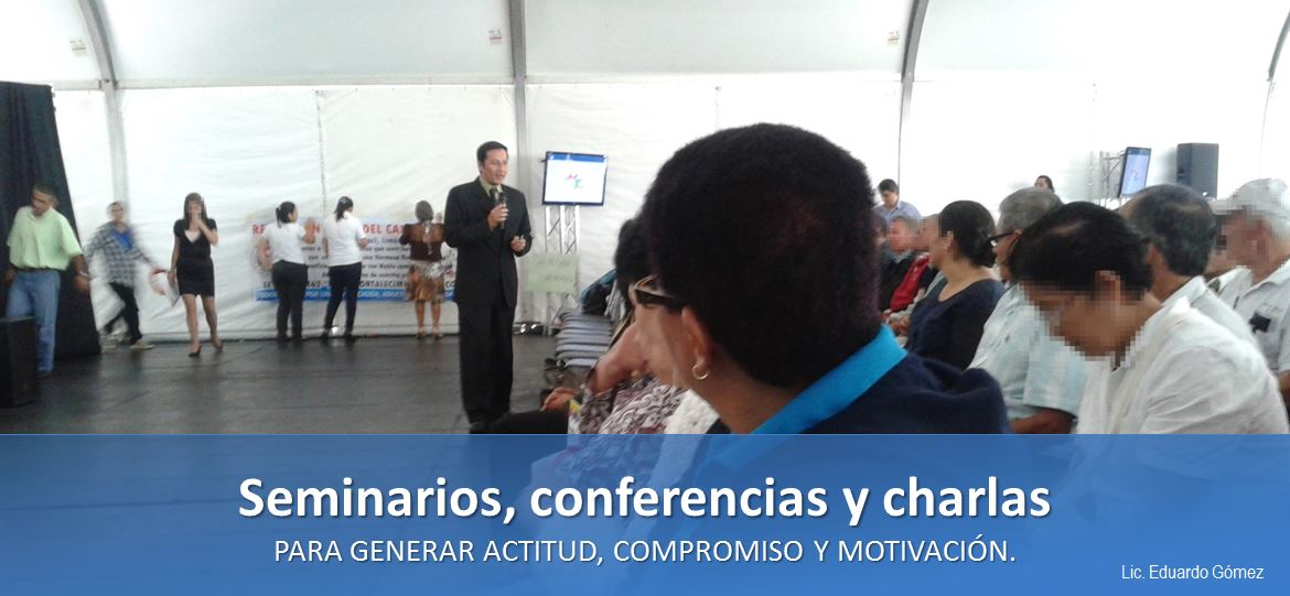 seminarios y conferencias costa rica